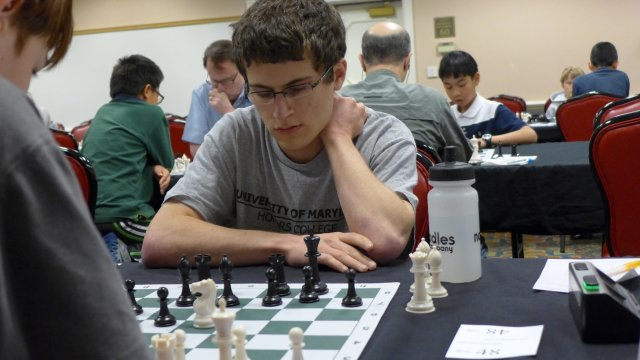 2014 Maryland Open